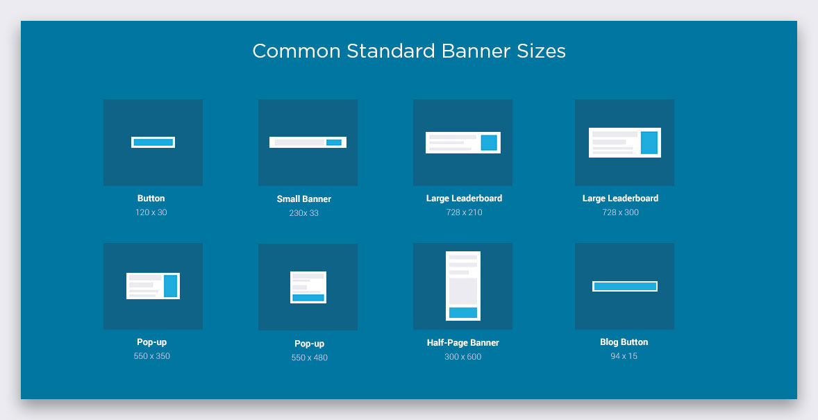 Banner Dimensions