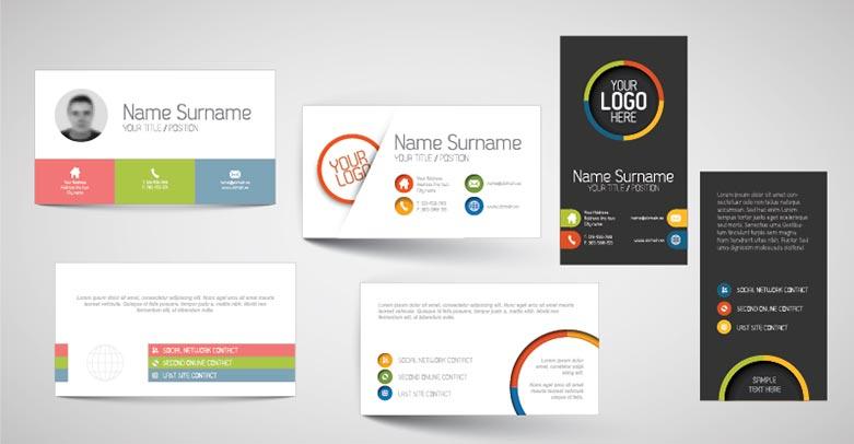Unique Business Card Design Services Pgbs