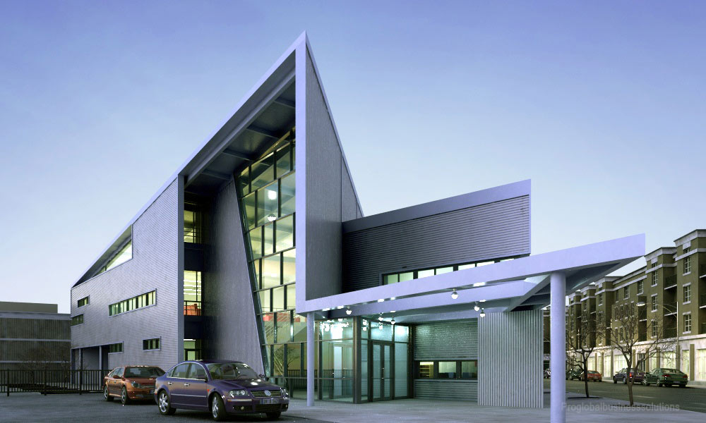 architectural 3d modeling design services