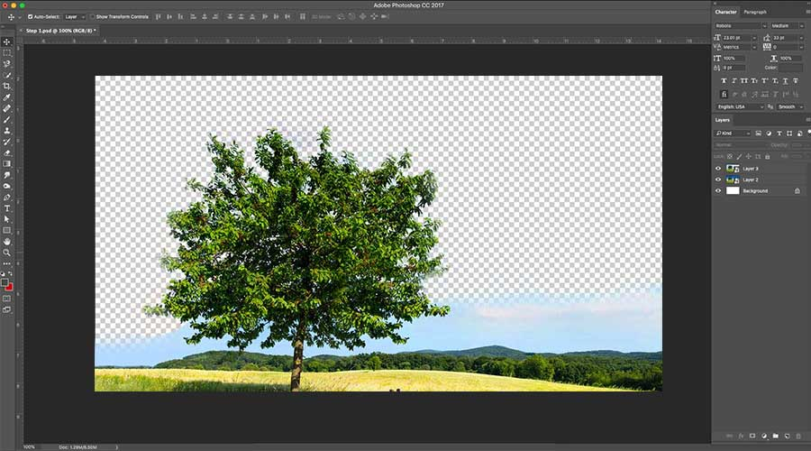 erase different hues of background colors