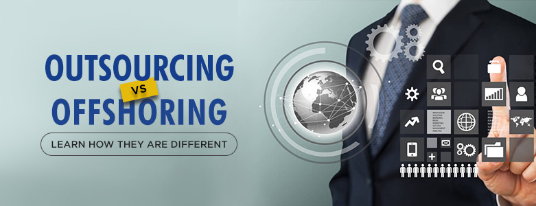 outsourcing vs offshoring difference