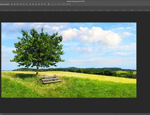 Using background eraser tool in Photoshop to remove background