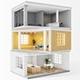 architecture 3d printer model