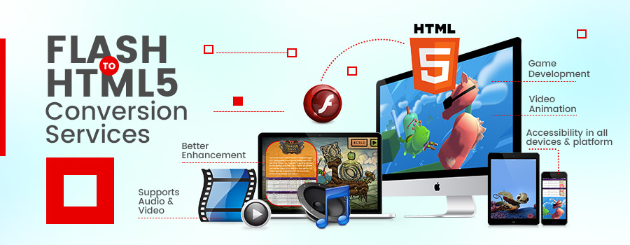 Convert Flash to HTML5