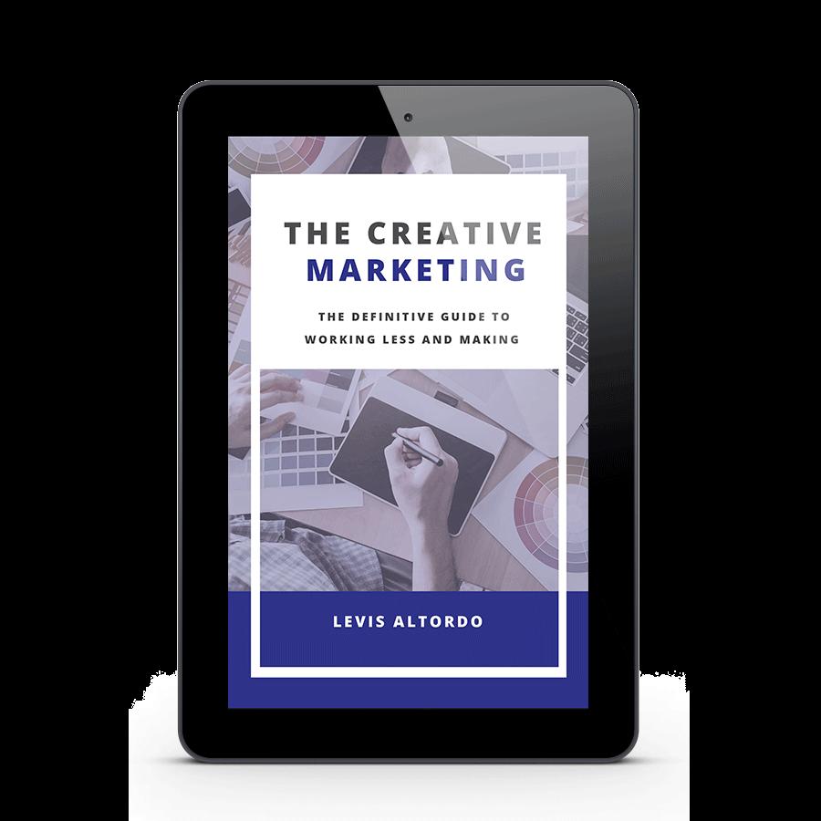 marketing ebook cover design