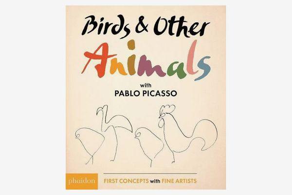 Birds & Other Animals Book