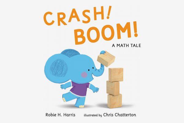 crash boom book by Robie H. Harris