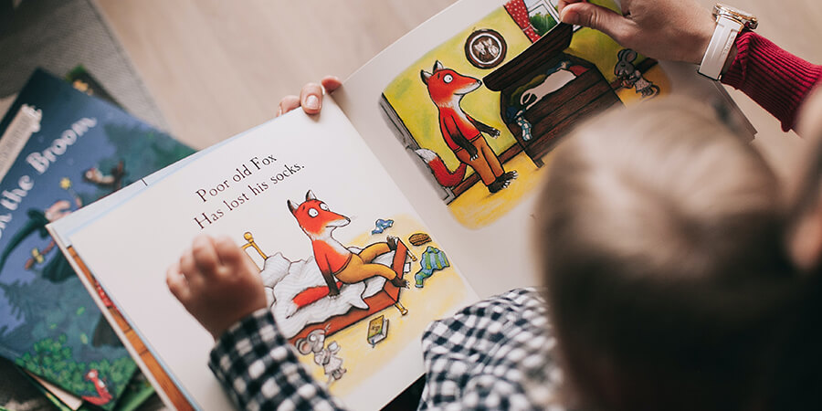 Tips to write a children's book