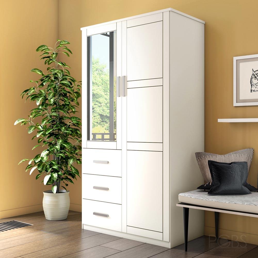 3d storage cabinet rendering