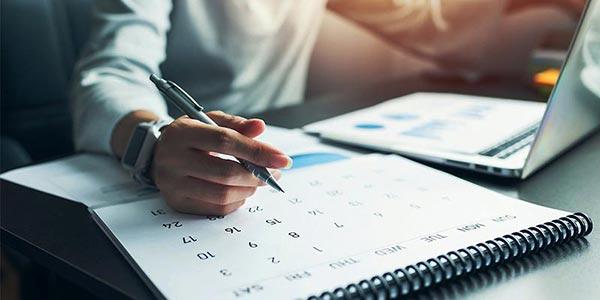 virtual assistant calendar management