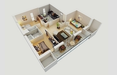 real estate floor plan design