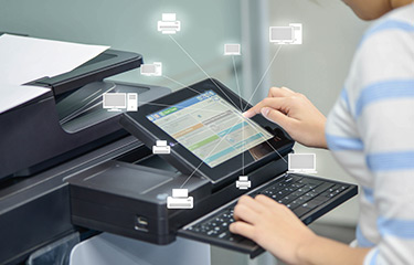 OCR document scanning service