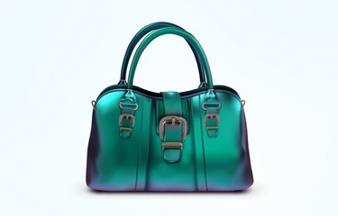 fashion accessories 3d rendering