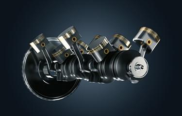mechanical 3d rendering