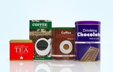 product packaging 3d rendering