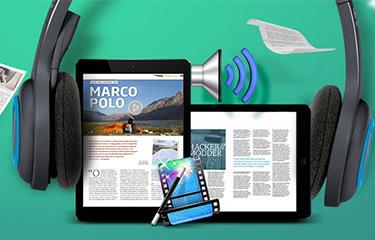 Read Aloud eBook Conversion
