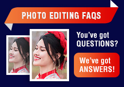 Photo editing FAQs