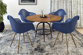 room table 3d model set